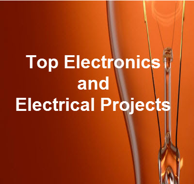 Top Electronics and Electrical Engineering Projects for Beng Honors