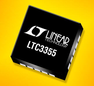 LTC 3355 Voltage regulator IC