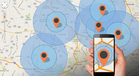 A Hybrid Mobile-based Location Technique