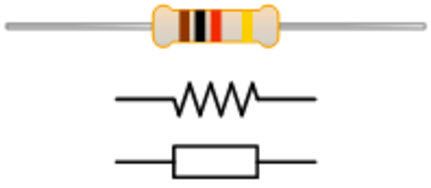 what are the electrical components used in electronic projects rh efxkits us FET Schematic Symbol Inductor Schematic Symbol