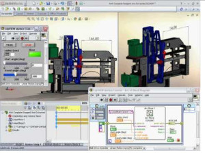 Virtual Projects using LabVIEW