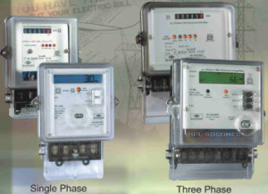 Various Types of Energy Meters
