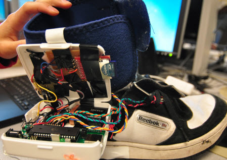 Embedded System Project on Pronation Detection