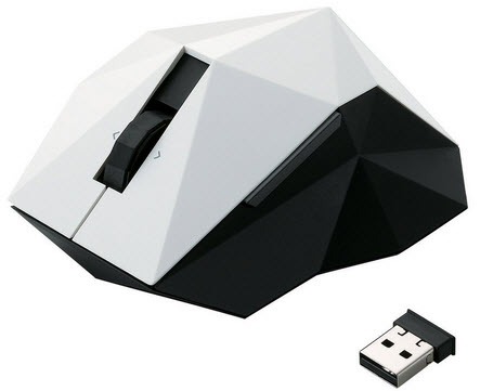 Wireless Mouse With Receiver