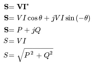 Apparent Power Formula