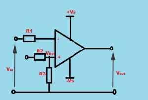 Op Amp Comparator Circuit