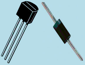 Transistor and Diode