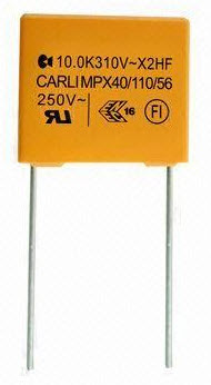 X-Rated Capacitor