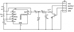 Voltage Inverter Circuit