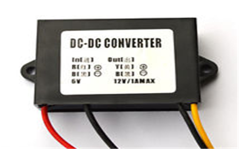 Simple 6V to 12V DC Converter Circuit and Its Working