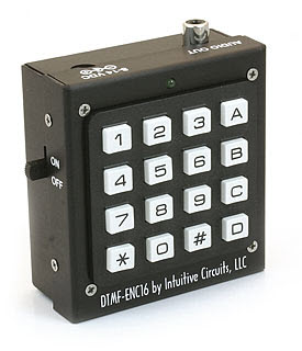Working Of DTMF (Dual Tone Multi Frequency) Technology and