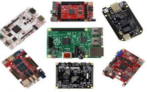 Different Types of Raspberry Pi Boards Models
