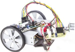 Obstacle Avoidance Robot Operated with the Arduino by Efxkits.com