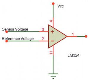 LM324 Comparator